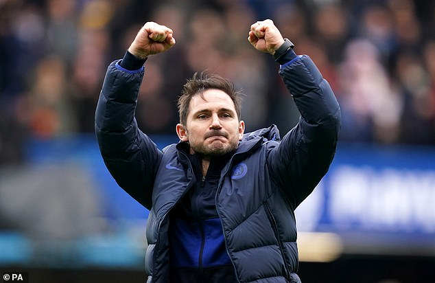 Frank Lampard made defensive reinforcements a priority as it was a problem area