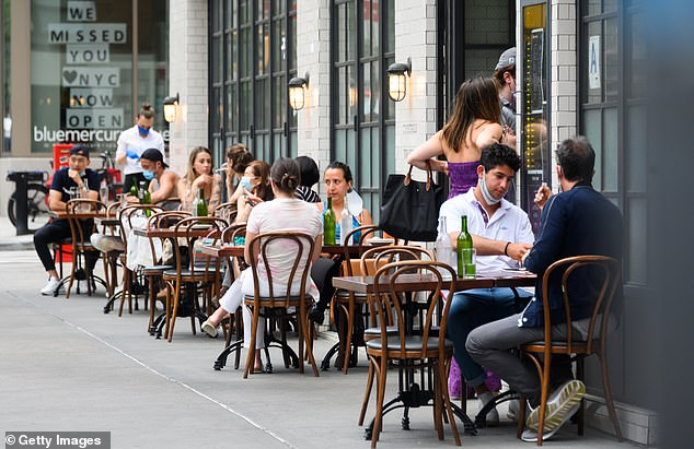 Wedding venues aren't the only ones suing over Covid-19 restrictions.More than 300 restaurants have teamed up in a class action lawsuit seeking damages of $2 billion against New York City and New York state over the indoor dining restrictions