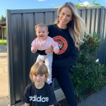 AFL WAG footy star husband open up on family's heartbreak after losing their unborn babymiscarriage