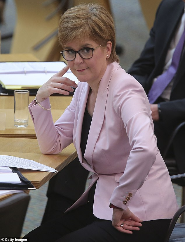 Nicola Sturgeon is lifting some of Aberdeen's lockdown restrictions from midnight, which will seethe five-mile restriction on non-essential travel and the ban on indoor gatherings end