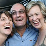 David Koch praises former Sunrise co-host Melissa Doyle