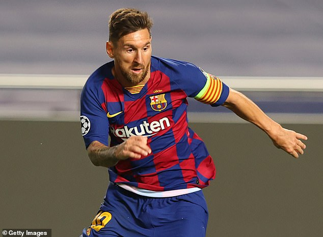 Lionel Messi's future at Barcelona uncertain after several arguments with club leaders