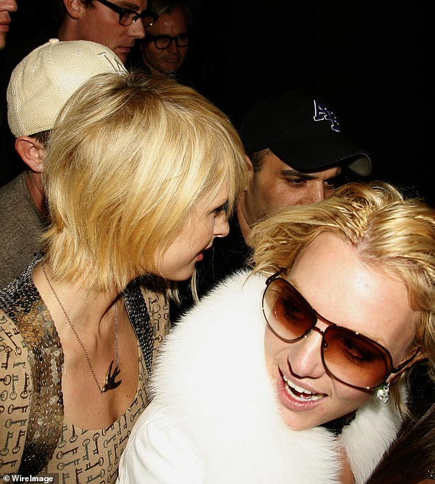 Ongoing: Britney's guardianship, which began in 2008, has been extended to 2021, though her father Jamie is trying to add her former real estate manager Andrew Wallet as co-curator;  shown in 2007