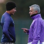 Jose Mourinho questions Dele Alli's 'party boy' lifestyle and claims he 'doesn't train well'