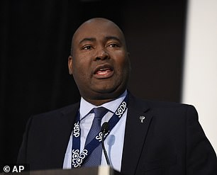 Graham is facing a hotly contested reelection race in November against Jaime Harrison in a state that is 30 per cent black