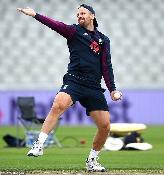 Jack Leach (pictured) and Adil Rashid have been regarded as better spinners than Bess