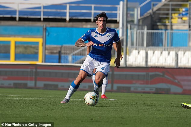 AC Milan got closer to Sandro Tonali as talks with Inter came to a standstill