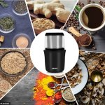 The Duronic Electric Coffee Grinder is Amazon's bestselling coffee grinder and is now on sale