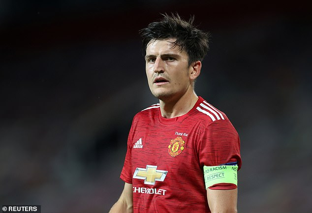 Maguire is expected to show up for training this weekend, days later than his teammates