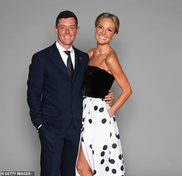 Rory McIlroy and his wife Erica expecting their first ...