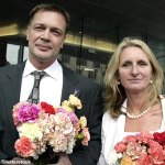 Andrew Wakefield could now wed Elle Macpherson after officially divorcing wife