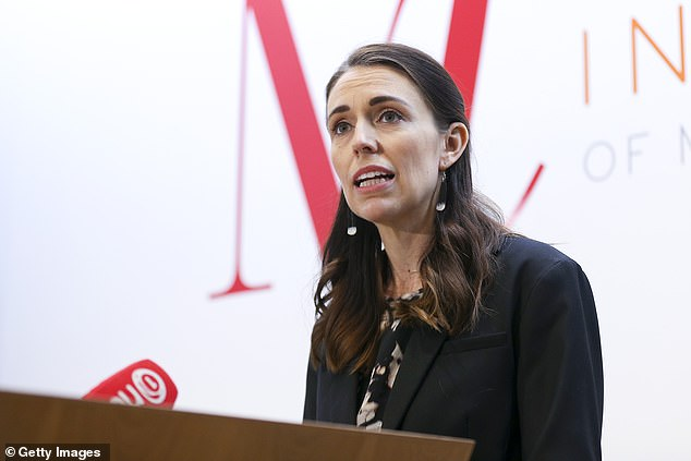 Prime Minister Jacinda Ardern said on Sunday Auckland would enter a 'level 2.5' lockdown to ease out of Stage Three
