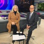Channel Seven's Matt Doran is being 'groomed as Kochie's successor' on Sunrise