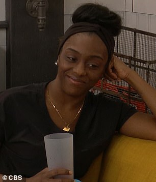 Da'vonne and Kaysar:Kaysar tells Da'vonne th;'at he can only eat kosher meat, adding his religion doesn't have to be a 'divisive thing