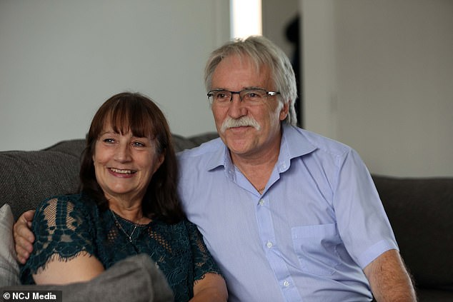 Together with her husband Derek, Elaine decided to carry on working so that she would be a good role model to her children