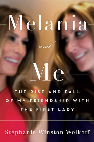 WinstonWolkoff's book 'Melania and Me: The Rise and Fall of My Friendship with the First Lady' will be released on September 1
