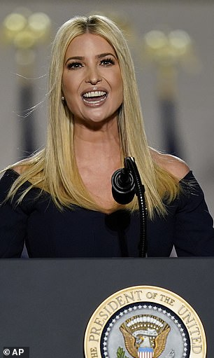 Melania Trump would roll her eyes whenever Ivanka would talk about being America's first female president, mumbling under her breath 'no thank you', a source connected to a bombshell book about the first lady exclusively told DailyMail.com