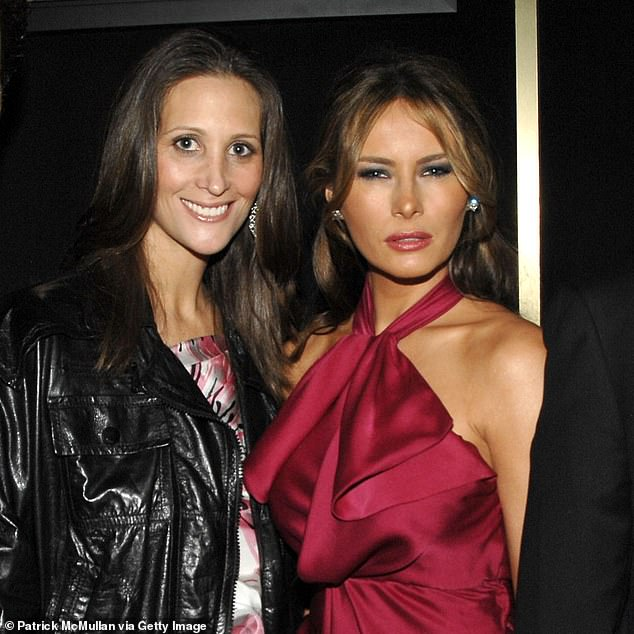 Melania's former friend and staffer Stephanie Winston Wolkoff is set to release her explosive book Melania and Me: The Rise and Fall of My Friendship with the First Lady on Tuesday