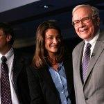 Bill Gates makes Oreo cake for Warren Buffett's 90th birthday