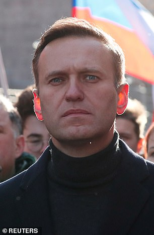 Alexey Navalny was taken ill in a suspected poisoning after boarding a flight in Siberia