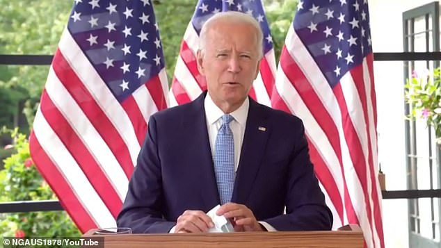 Joe Biden will travel to Pittsburgh Monday to deliver remarks about how President Donald Trump is contributing to the race-fueled disorder playing out in the streets in several American cities