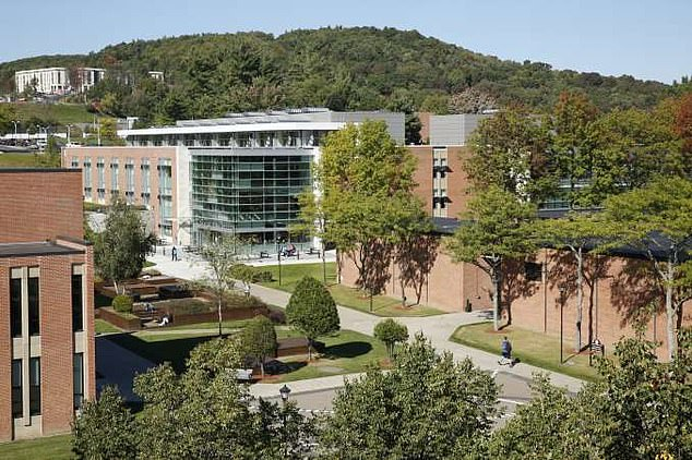 SUNY's Oneonta campus went into lockdown at 9pm on Sunday for two weeks