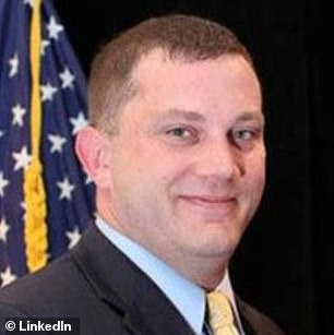 Love (pictured) was fired from the job and replaced by Kevin Craft, administrative director of the Governor's Commission on African Affairs