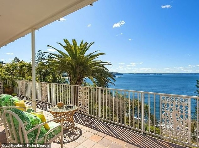 It's a deal! The couple purchased the 1950s home in Sydney's Northern Beaches for $6.95million