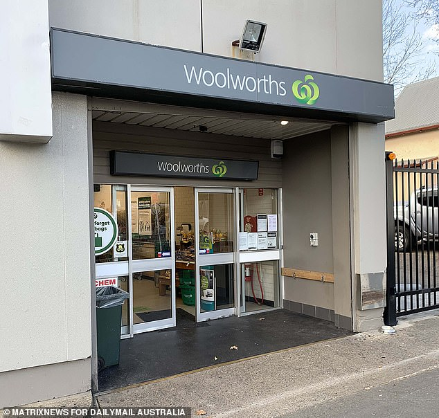 Sam said he dropped his money and Medicare card somewhere near Woolworths in Balmain (pictured above). He later found the card but his cash had gone missing