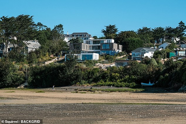 Gordon Ramsay, 53, who owns a £4.4million home in Rock village (pictured), has three daughters, Meghan, 22, Holly, 20, and Matilda, 18