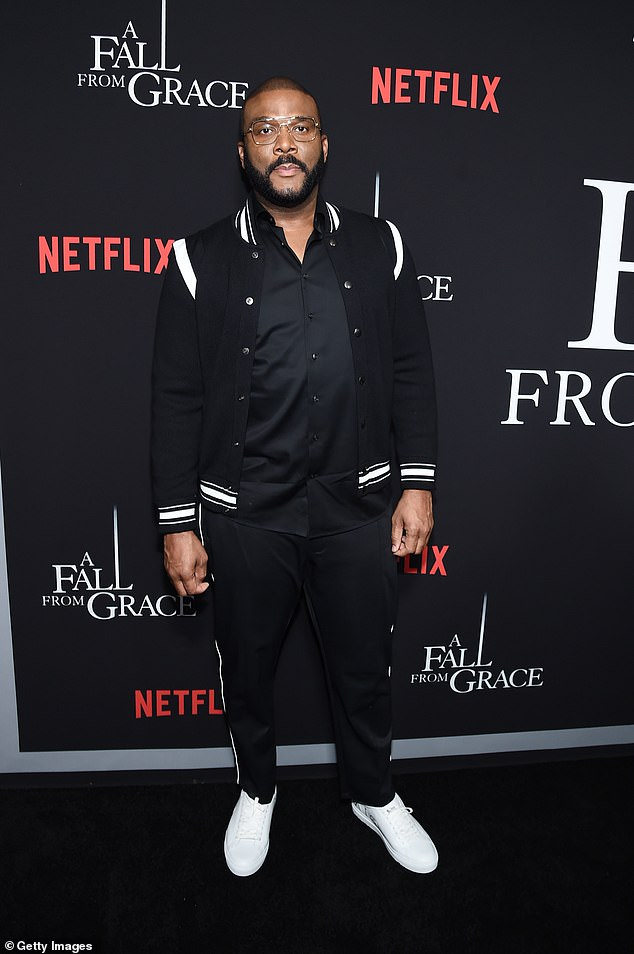 The latest:Tyler Perry, 51, has been proclaimed 'Hollywood's newest billionaire' in a Forbes feature story on his success with Atlanta studio. He was snapped in NYC earlier this year