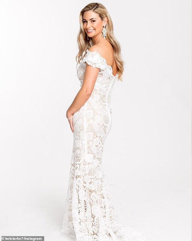 TV appearance:The blonde rose to fame as a contestant on season one of New Zealand's Married At First Sight back in 2017