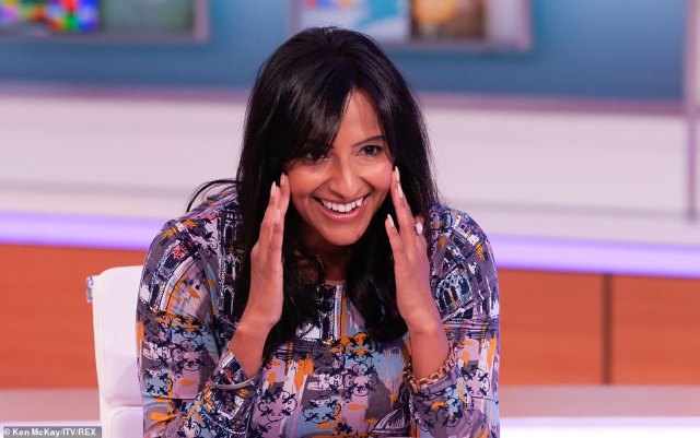 Here we go! Ranvir's co-stars Richard Arnold and Susanna Reid have previously starred on the BBC show, and have been giving her tips