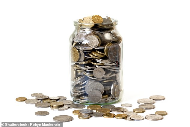The Mint expects three in five Australians to donate the $1 coin when they see it amongst their change (stock)