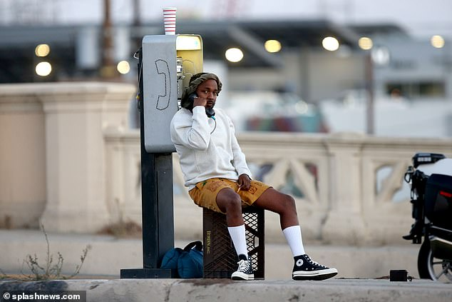 Music video:Kendrick Lamar may finally have new music coming, with the rapper spotted filming what appears to be a new music video project