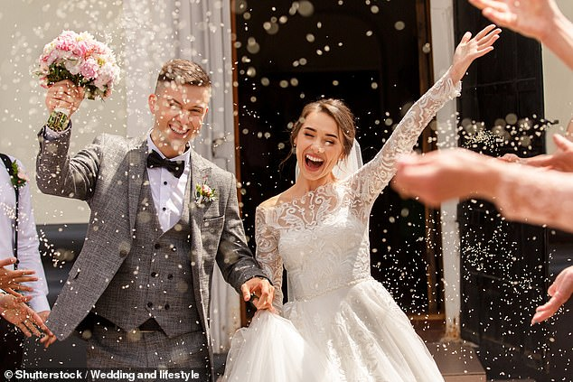 Victorian-era legislation bans couples from marrying outdoors and requires ceremonies to take place in an officially-sanctioned building, usually a church of registry office. File pic