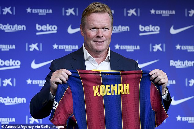 The club appointed Ronald Koeman as boss this summer despite being linked with Pochettino