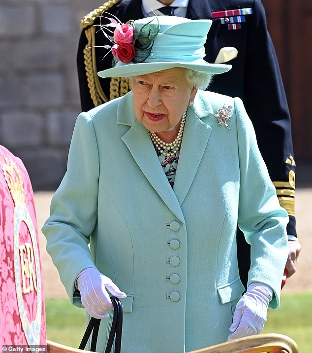 Lord Chamberlain, acting on behalf of the Queen, filed an opposition to the application