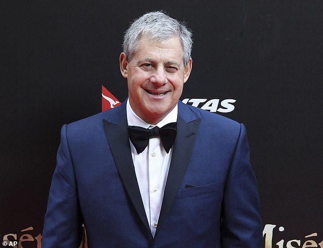 Unfortunate:In August, Sir Cameron Mackintosh made 200 staff redundant from his West End theatres in a blow to an industry already on its knees (pictured in 2012)