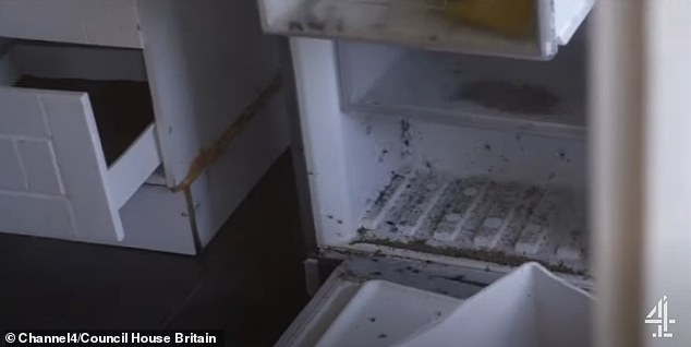 Pest Control Technician Andy makes a shocking discovery when he's called to a vacant flat in tonight's episode of Channel 4's Council House Britain