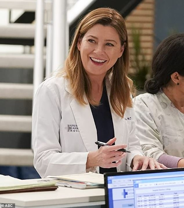 Shutdown: Grey's was one of the first shows to shut down production in March. At the time executive producers told the cast and crew 'This decision was made to ensure the health and safety of the whole cast and crew and the safety of our loved ones outside of work'
