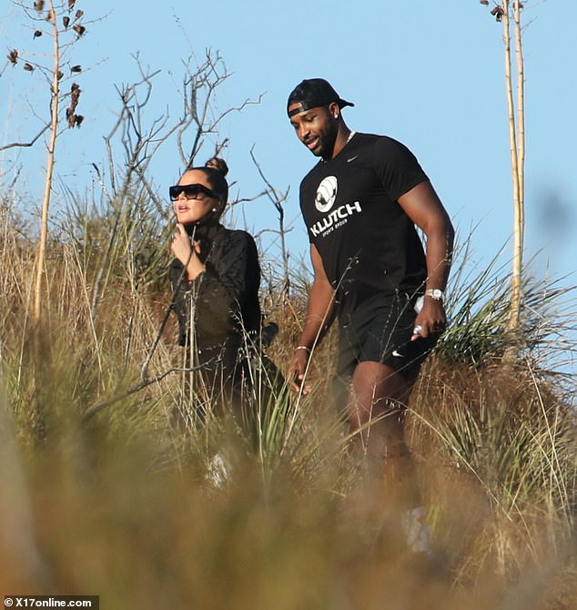Staying close:Last week, Scoot Disick confirmed that Khloe Kardashian and Tristan Thompson have rekindled their romance. And on Wednesday, Khloe, 36, and Tristan, 29, proved they were in fact an item as they were spotted enjoying a hike together in Malibu Hills