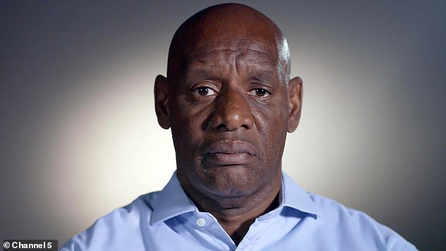 The Chase's Shaun Wallace (pictured), 60, says he was told by his school's careers adviser that he'd end up a thief and in prison when he told them he wanted to be a barrister