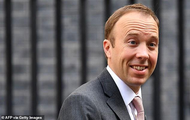 The decision to reimpose quarantine on Spain was 'driven through' by Health Secretary Matt Hancock