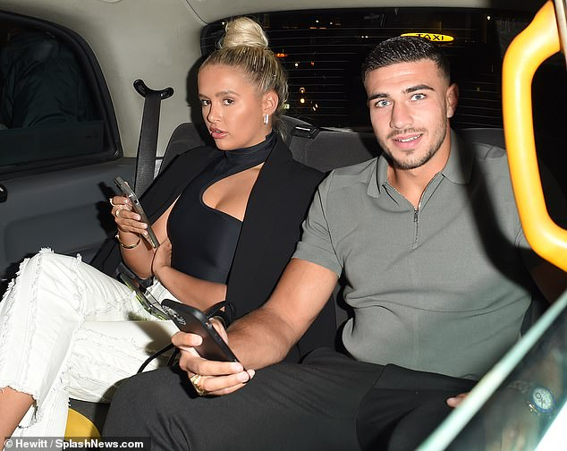 Broody?Elsewhere, Molly-Mae recently revealed it won't be long until she and her beau Tommy start a family