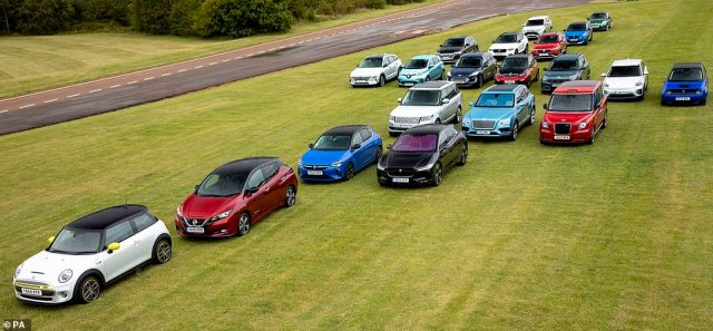 A survey of 10,000 Britons identified three tipping-point requirements for more drivers to switch to electric cars. This includes a price of £24,000 and a driving range of 282 miles