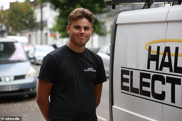 Local electricians say they had been caught out by the new fines while driving out on a job