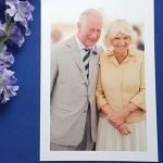 The Duchess of Cornwall delights royal fans with a 'beautiful'thank you note