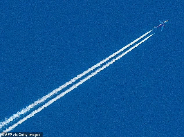 Contrails andother non-CO2 emissions are responsible for two-thirds of aviation's effect on climate change, according to the new report, but they are not the focus of most environmental efforts