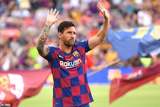 Messi's desire to avoid a courtroom battle with the club is the main reason behind his decision